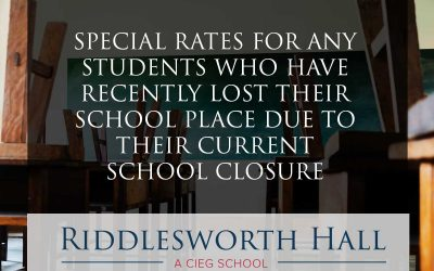 We're here! Special rates for any students affected by school closures