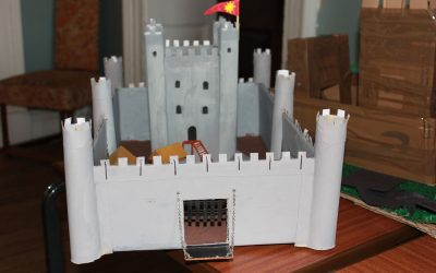 A child's castle is his home (work)