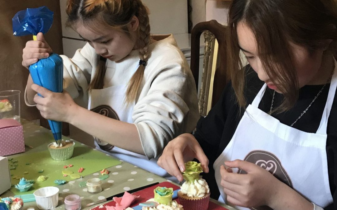 Cup Cake Classes
